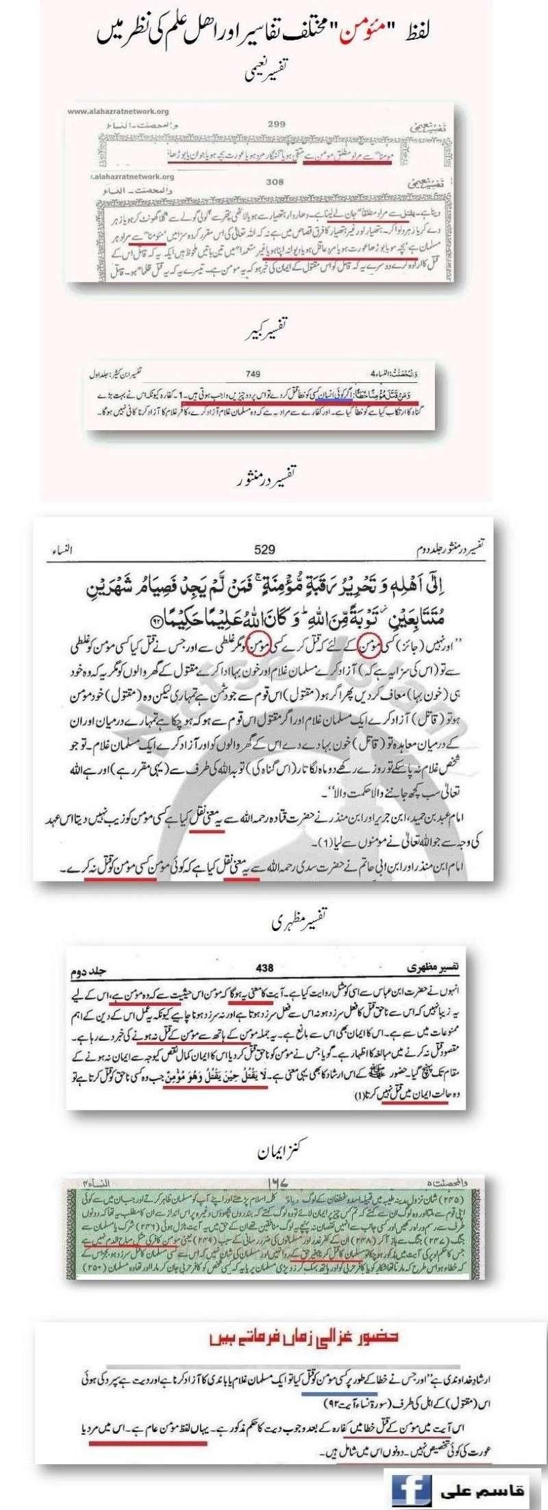 دیت کی جعلی فتوی فیکٹری پر منہاج القرآن کی فتح کا جھنڈا - Page 2 Qasim411