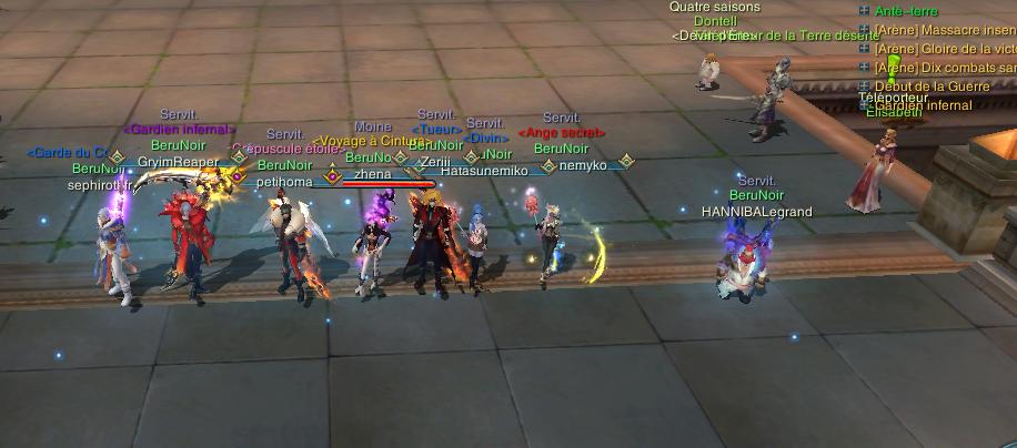 Après nos raids Raid0411