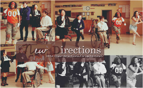 New Directions •Glee RPG• Tumblr11