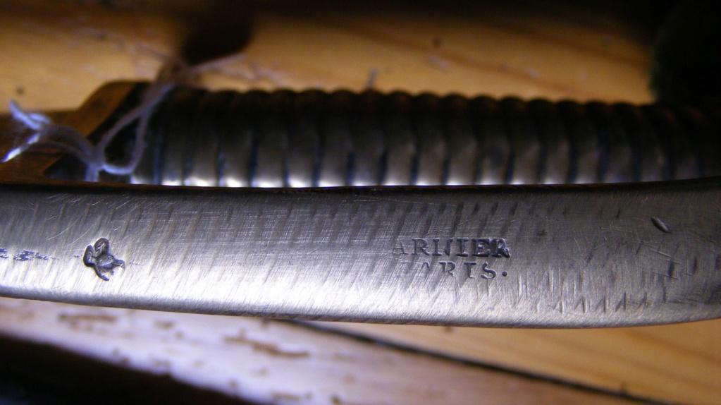 Les sabres briquets 1ère partie : les modèles 1767 et 1790 Dscf5910