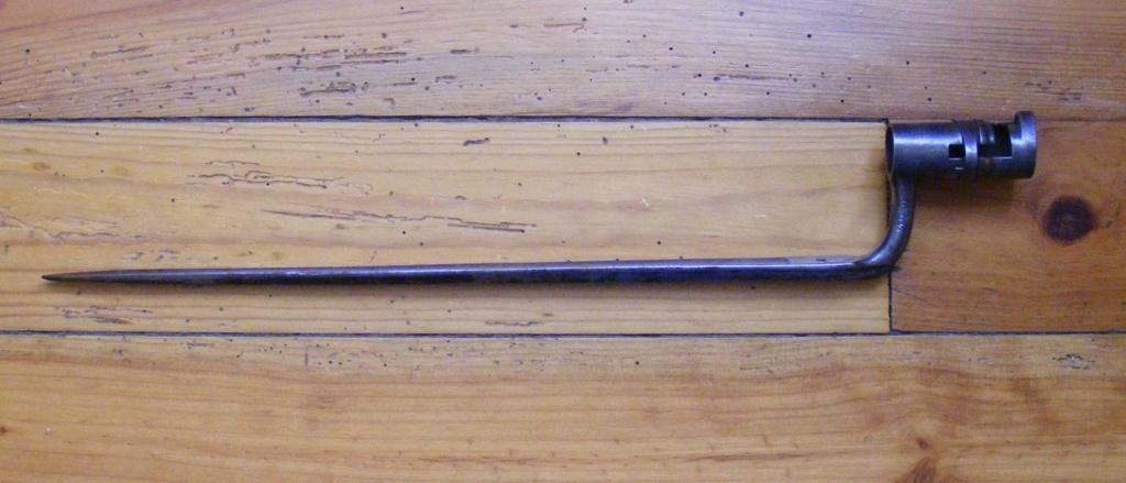 Baïonnette an 9 Dscf6326
