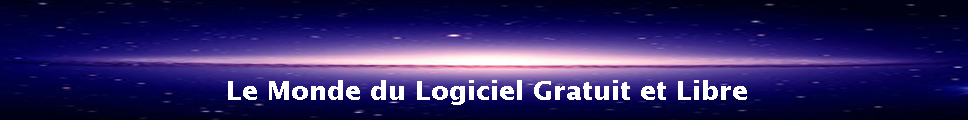 Monde du Logiciel Gratuit et Libre
