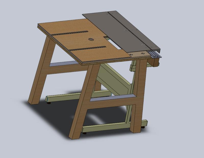 Table de sciage/défoncage - Page 3 Tables10
