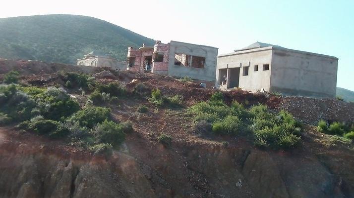 Des news du Camping Amis de Cala Iris (Région Al Hoceima) Travau11