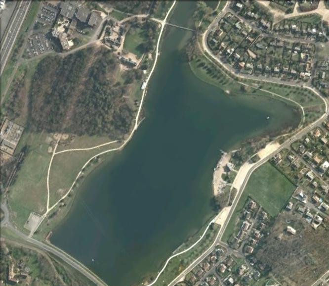 Lac des Bétonnière entre Ballan-miré et Joué-les-tours [Défi trouvé]   Lac10