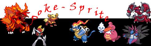 Poke Spriters Unite