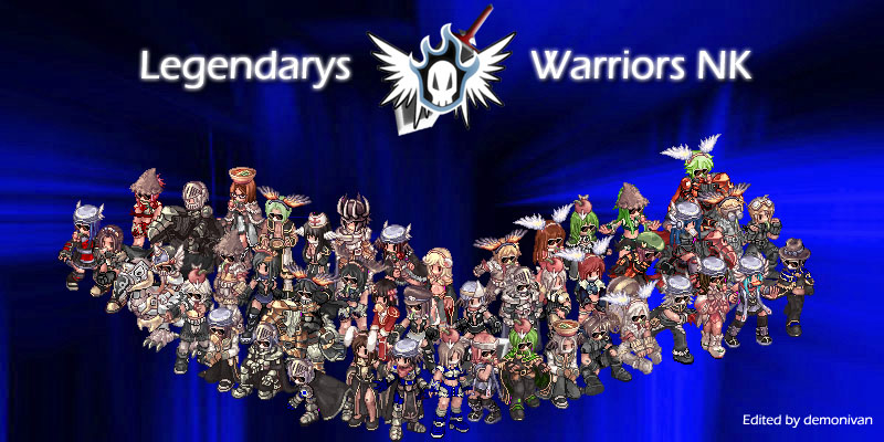 Legendary Warriors NK