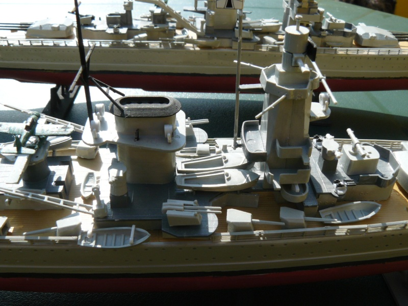 admiral scheer et graf spee au 1/400 heller  P1180914