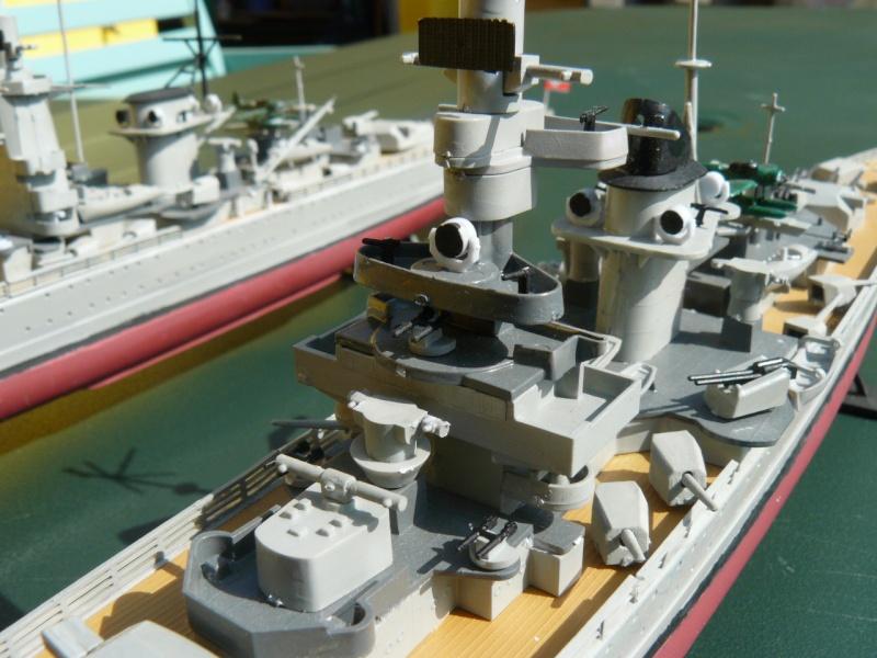 admiral scheer et graf spee au 1/400 heller  P1180915