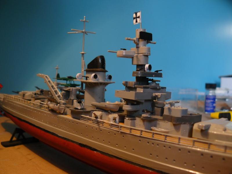 admiral scheer et graf spee au 1/400 heller  P1180921