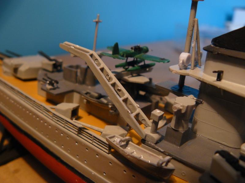 admiral scheer et graf spee au 1/400 heller  P1180923