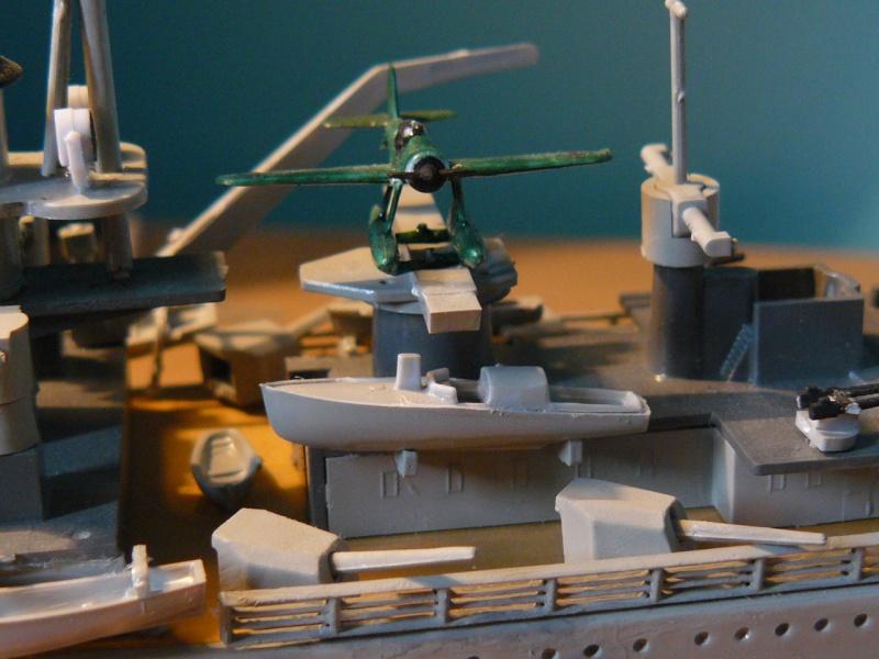 admiral scheer et graf spee au 1/400 heller  P1180925