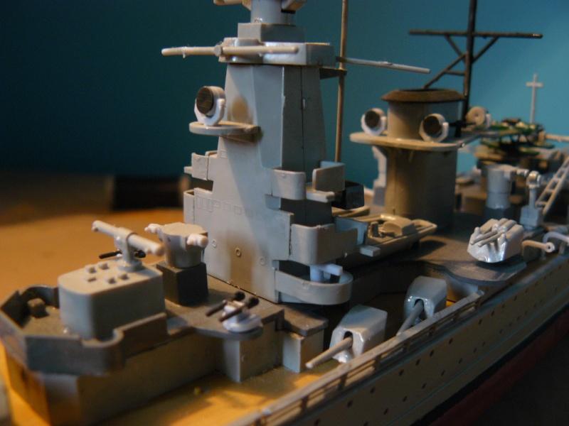 admiral scheer et graf spee au 1/400 heller  P1180926
