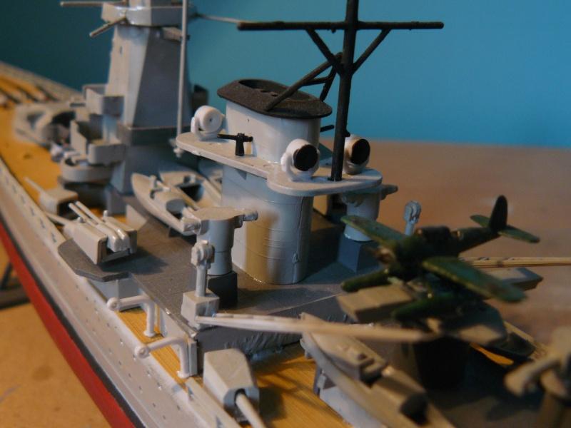 admiral scheer et graf spee au 1/400 heller  P1180929