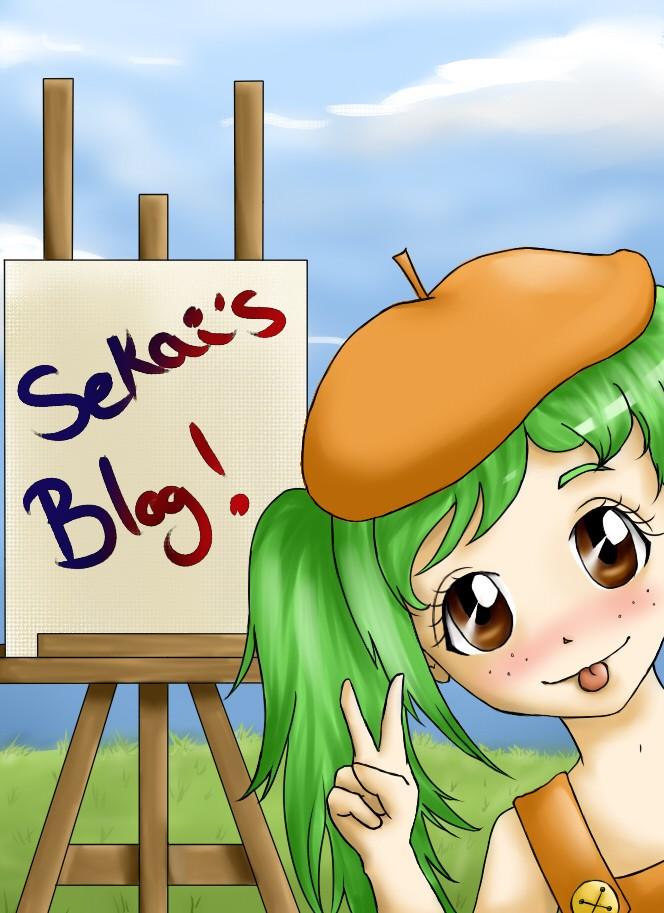 Proposer ici vos fanarts pour le blog Sekais10