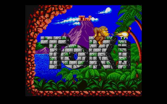 Ces jeux vidéo qui envoient du lourd  Toki-110