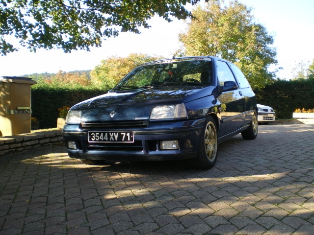 [GTWILRS] 5 GT turbo/clio williams/clio RS ragnotti Imgp0815
