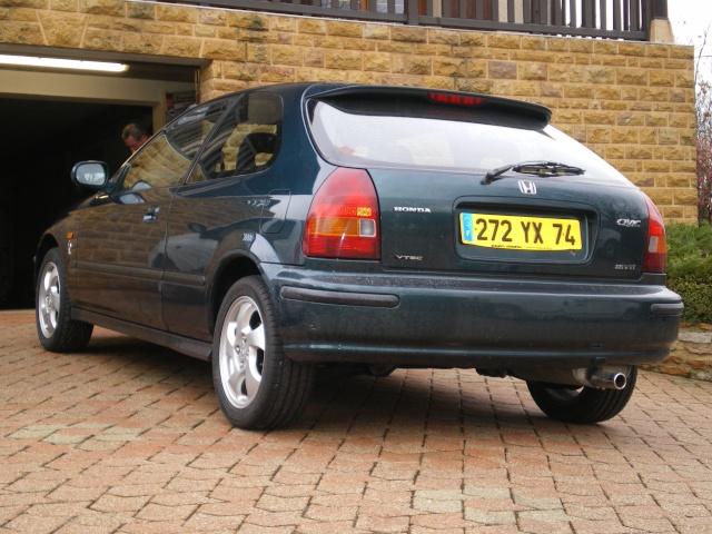 Civic EK4 VTI vtec Imgp0915