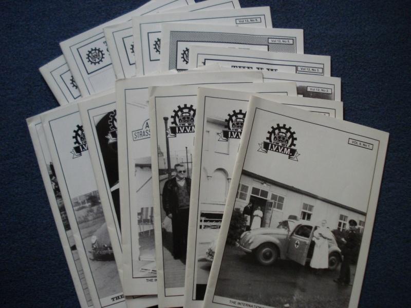 Revues IVVM et The VW old-timer Magazine Ivvm10