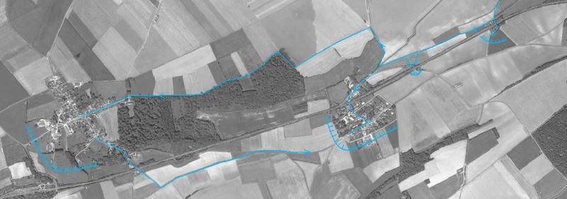 Creuse (Amiens 80): poste avancé Infantery US 06/07 Août2011 Breifi10