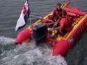 CrisCat, présentation  THUNDERCAT : un bateau idéale pour les sauveteurs en Mer 100_1211