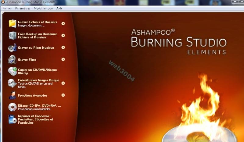Téléchargez : Ashampoo Burning Studio 10 Éléments avec clef gratuitement 01-04-10