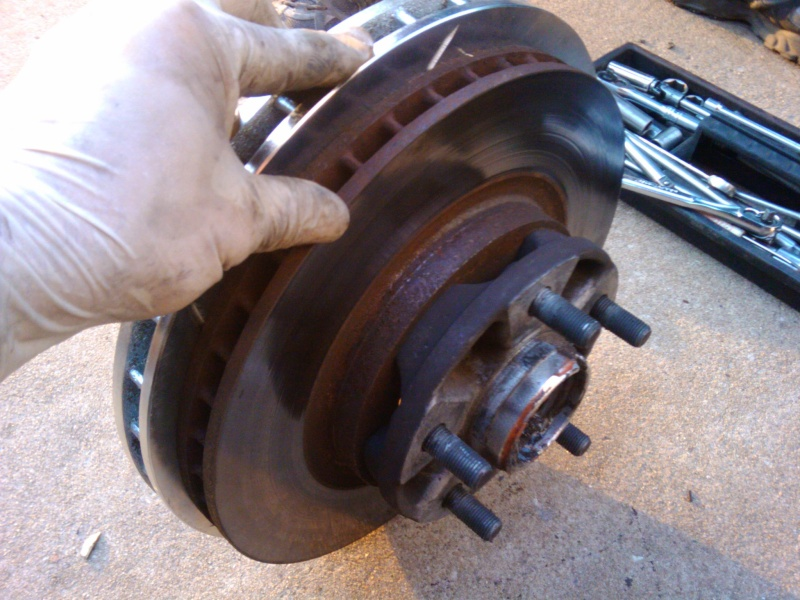 Ultra's 86 951 LS430 brake upgrade Img_2024