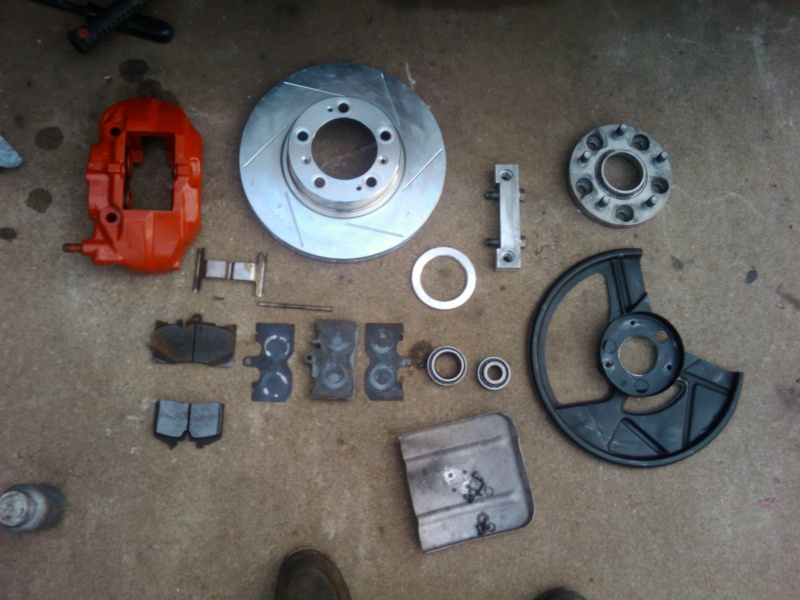 Ultra's 86 951 LS430 brake upgrade Img_2028
