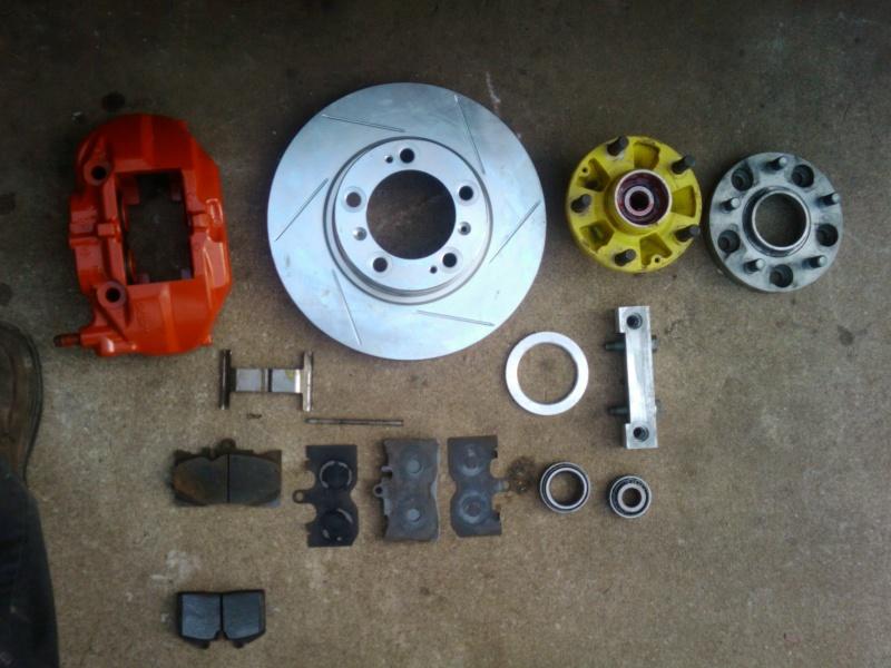 Ultra's 86 951 LS430 brake upgrade Img_2029