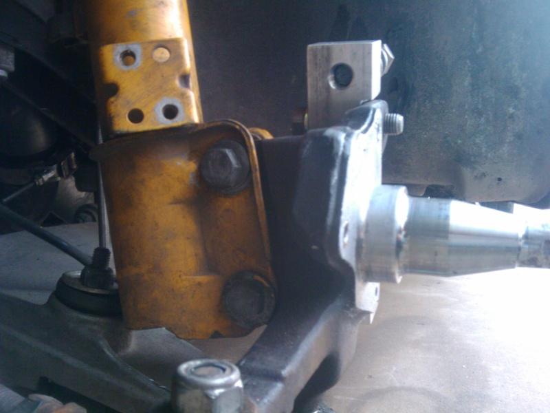 Ultra's 86 951 LS430 brake upgrade Img_2035