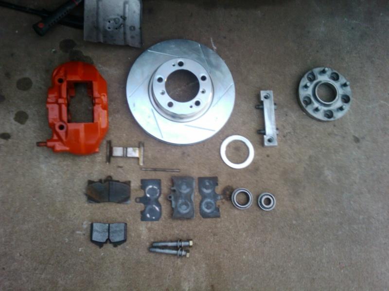 Ultra's 86 951 LS430 brake upgrade Img_2036