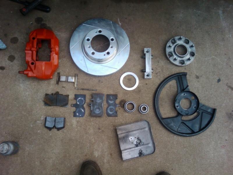 Ultra's 86 951 LS430 brake upgrade Img_2037
