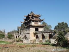 La Chine sac au dos (11) : Yunnan, de Kunming au Xishuangbanna par Jianshui (建水) et les rizières de Yuan Yang (元阳) 2_jian10