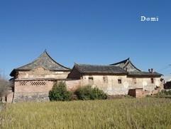 La Chine sac au dos (11) : Yunnan, de Kunming au Xishuangbanna par Jianshui (建水) et les rizières de Yuan Yang (元阳) 4_tuan10
