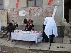 La Chine sac au dos (11) : Yunnan, de Kunming au Xishuangbanna par Jianshui (建水) et les rizières de Yuan Yang (元阳) 9_yuan10