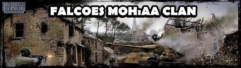 [Falcoes] MoH:AA  Family Clan