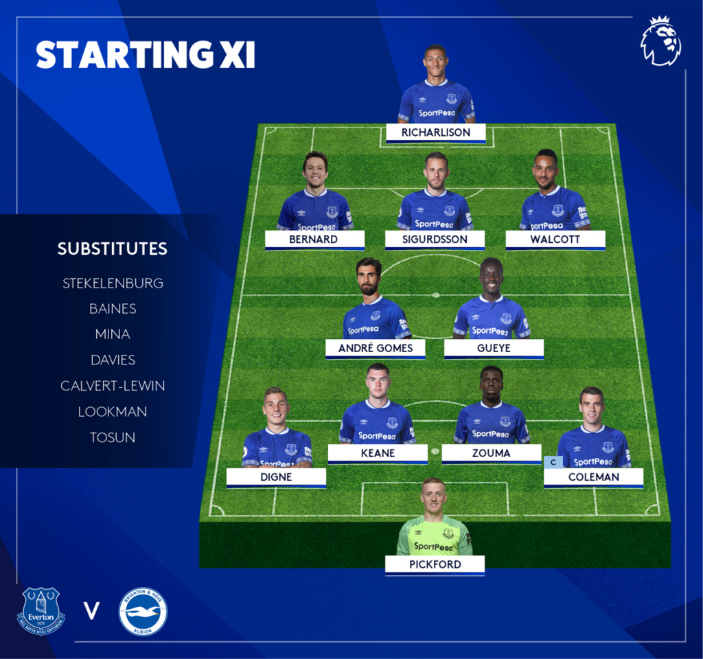 Everton v Brighton Drfuxv10