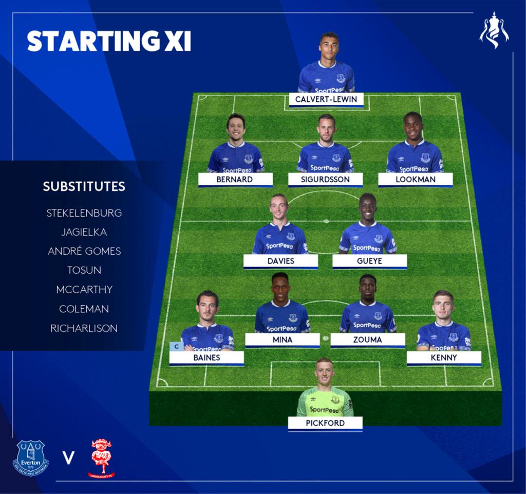 Everton v Lincoln  Dwjw0c10