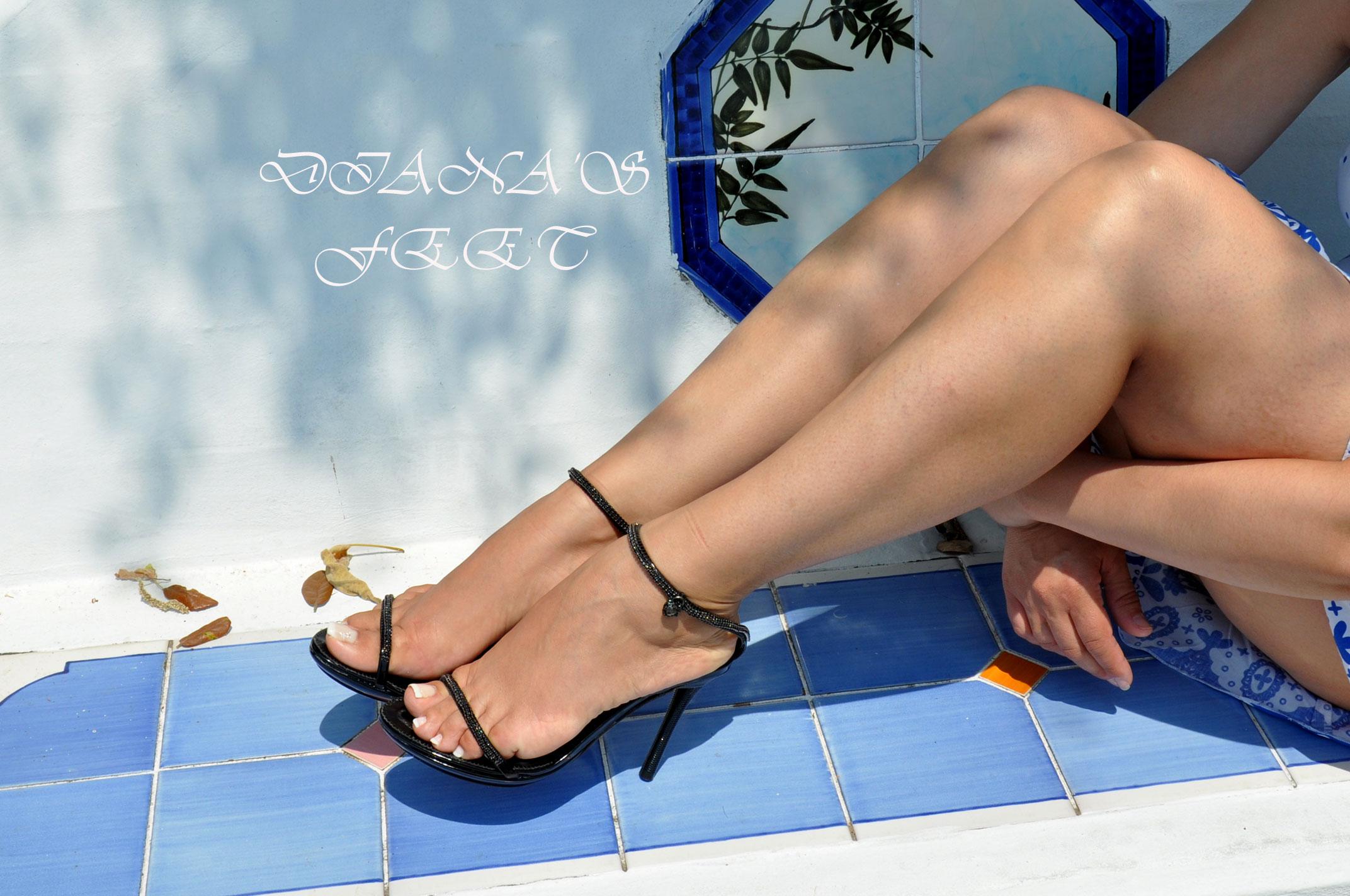 Diana 's feet 0f201310