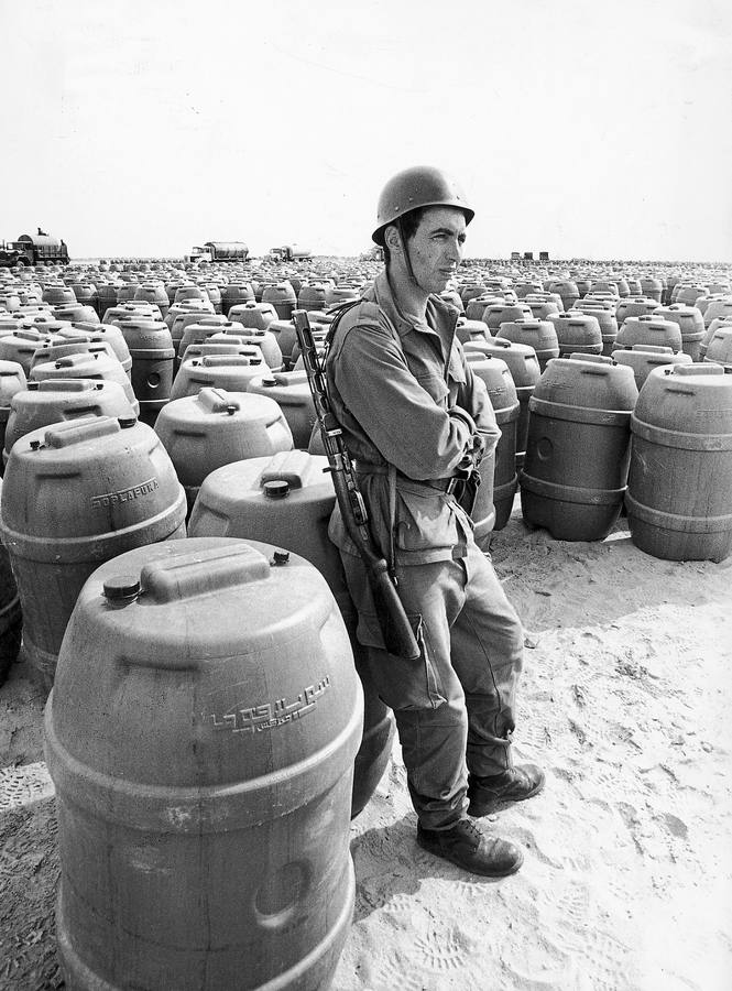 Les FAR durant la Marche Verte 1975 M1510