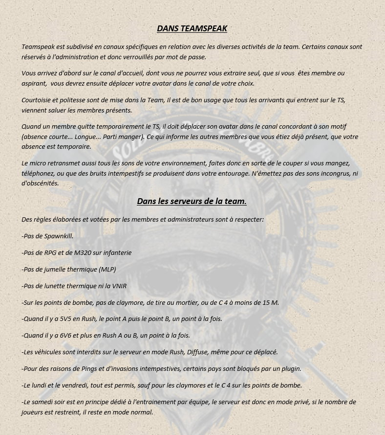 Charte a lire 213
