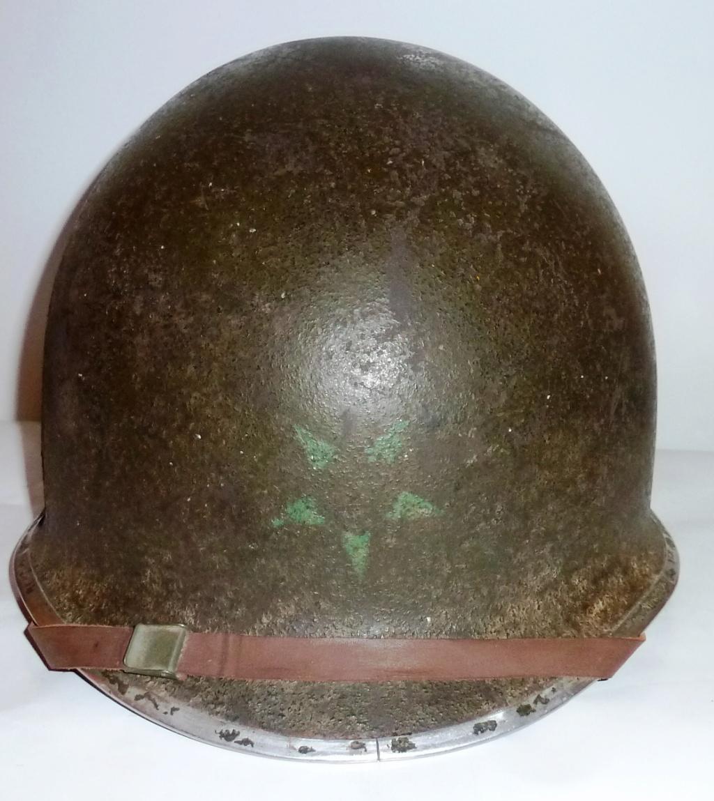 Estimation Casque usm1 1ere armée française goumier M1tira14