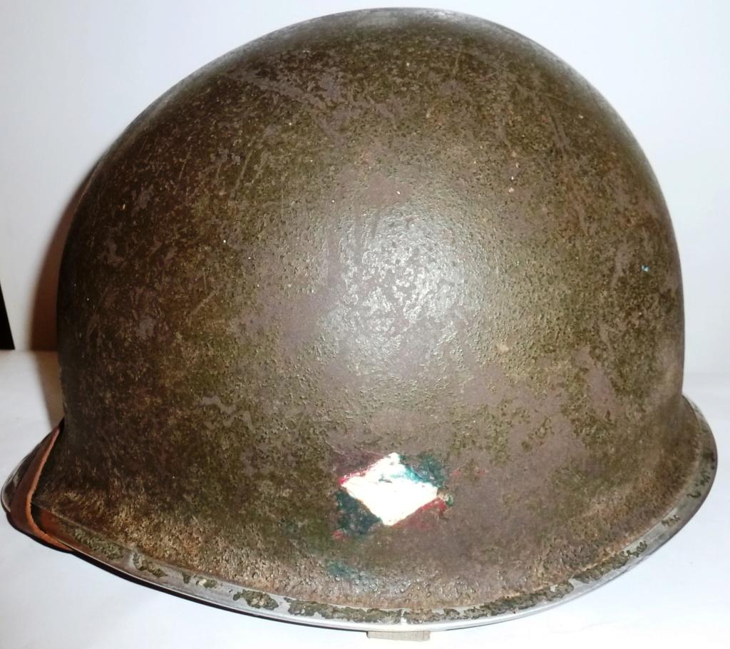 Estimation Casque usm1 1ere armée française goumier M1tira15