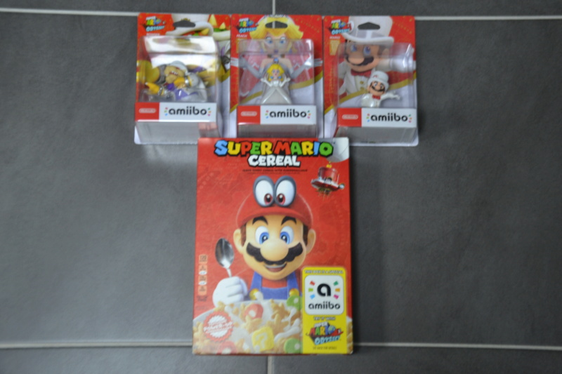 La collection de D3vILWiNNiE Amiibo14