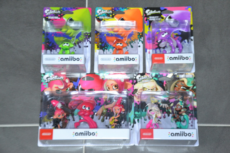 La collection de D3vILWiNNiE Amiibo26
