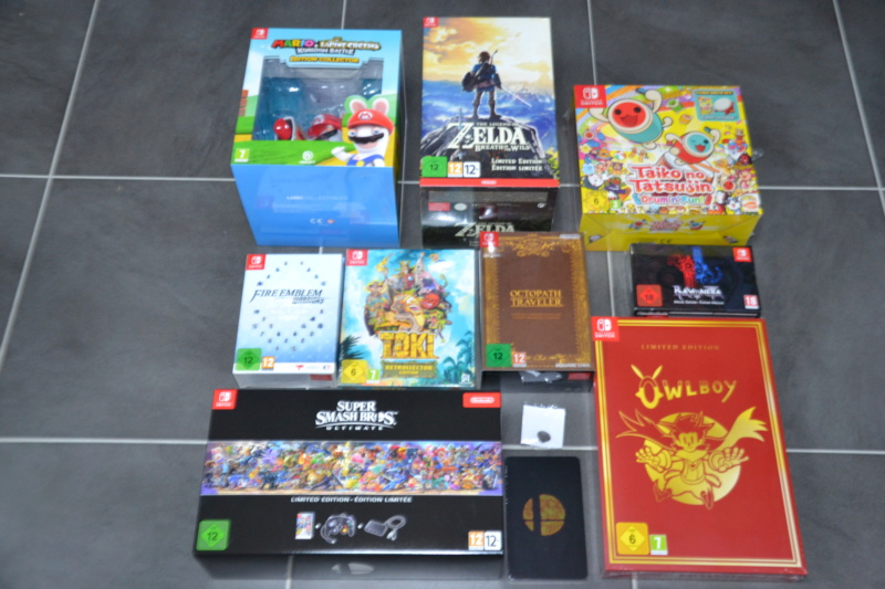 La collection de D3vILWiNNiE Ninten11