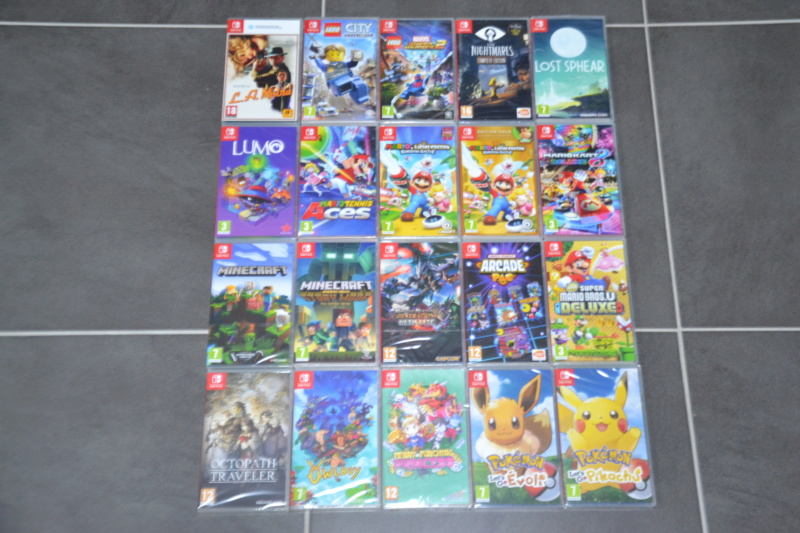 La collection de D3vILWiNNiE Ninten13