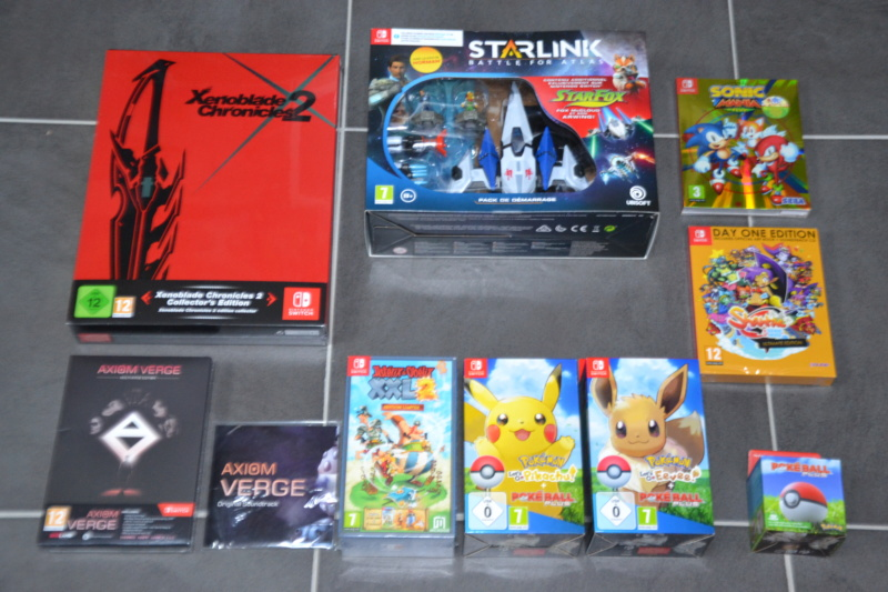 La collection de D3vILWiNNiE Ninten15