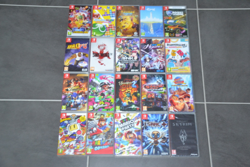 La collection de D3vILWiNNiE Ninten17