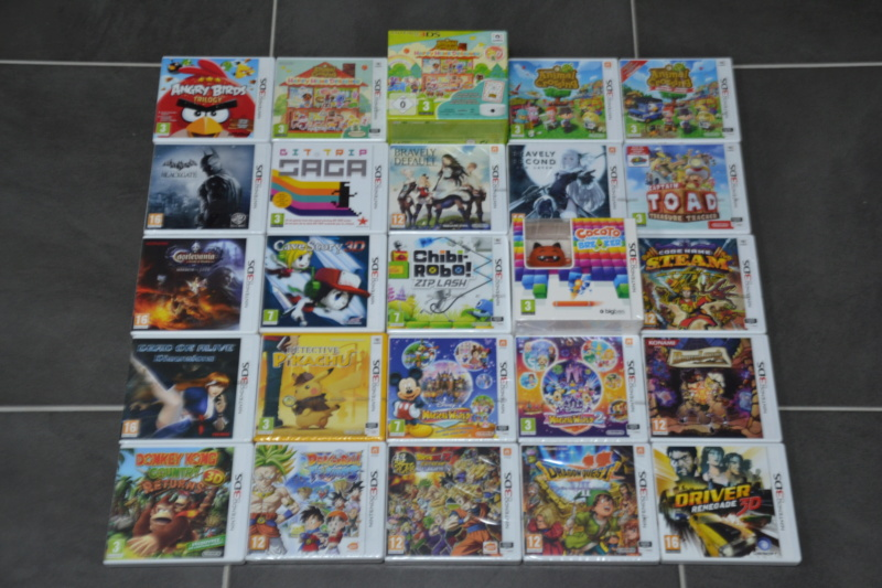 La collection de D3vILWiNNiE Ninten20